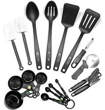 Kitchen Cooking Set And Gadget Tool 17 Piece Farberware Classic Utensils