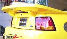 99-04 Ford Mustang Spyder 2 Style Trunk Spoiler Wing CANADA USA Black Widow