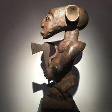 Statue Lega Ancienne Africain Art Tribal Primitive Premier African