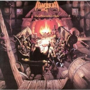 MAGNUM ON A STORYTELLER'S NIGHT CD (Released February 11th 2008)