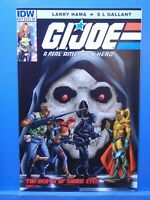 G.I. Joe 213 Death of Snake Eyes  IDW Comics CB11437