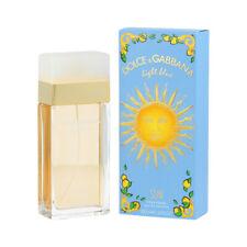 Dolce & Gabbana Light Blue Sun Eau De Toilette EDT 100 ml (woman)