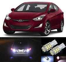 Premium LED Reverse Backup Light Bulbs for 2011 - 2015 Hyundai Elantra T15 42SMD
