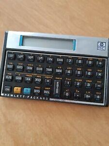 Calcolatrice HP 11C Hewlett-Packard Voyager series Vintage Scientific Calculator
