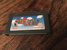 Super Mario Advance Nintendo Gameboy Advance GBA Cart L@@K @T