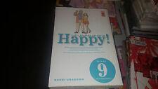 MANGA HAPPY NAOKI URASAWA NUMERO 9 PLANET MANGA