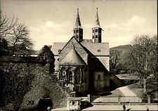 Kirchen Motiv-Postkarte Außenansicht Neuwerkkirche Kirche GOSLAR ungelaufen~1970