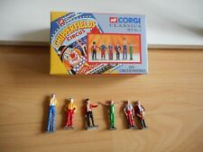 "Corgi Classics six Circus Figures ""Chipperfields"" in Box"