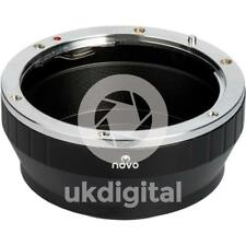 NOVO Nikon F Lens to Sony E Mount Adapter