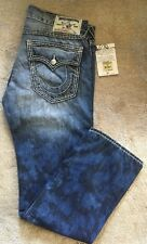 NEW TRUE RELIGION T SUPER BIG T Super T MDE859NB7 Size W36/L34 $310