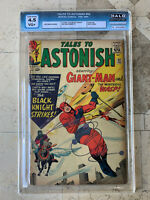 Tales To Astonish #52 First appearance of The Black Knight Comic, Halo 4.5 Cgc
