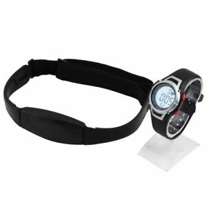 Heart Rate Monitor Sport Fitness Watch Cycling Waterproof Wireless Chest Strap