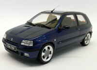 Otto 1/18 Scale Resin - OT744 Renault Clio 16v Phase 2 Monaco Blue