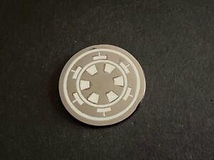 VINTAGE Star Wars 1996 Empire Symbol Lucasfilm Hollywood RARE HTF Disney Pin 0