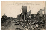 CPA 51 - HEILZ LE MAURUPT (Marne) - 63. Route de Rennes. Bataille de 1914