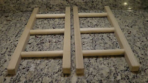 New Pedal Car Fire Truck short wood ladders Murray dipside AMF Instep Gearbox