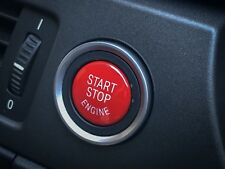 Red Push Button Start BMW E92 | E93 | E90 | E91 Platform | M3 | M Sport