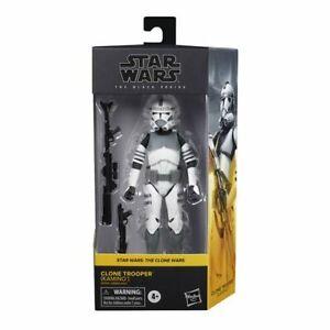 IN STOCK! Star Wars Black Series Clone Trooper (Kamino) 6-Inch AF BY HASBRO