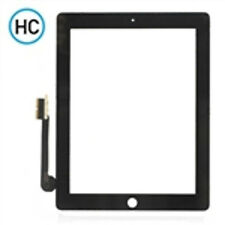 iPad 3G/4G Black Replacement  Glass Digitizer Touch Screen Same Day Shipping USA