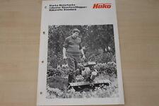 163303) Hako hakorette standard PROSPEKT 197?