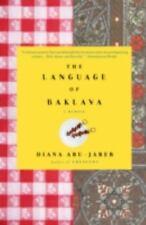 The Language of Baklava by Diana Abu-Jaber (2006,Trade  Paperback)