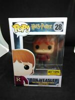 Harry Potter Ron Weasley Funko Pop Hot Topic Exclusive With Sweater 28