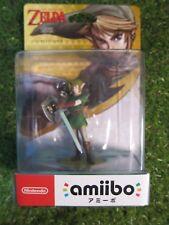 Twilight Princess Link amiibo figure Legend of Zelda Nintendo from Japan