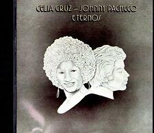"CELIA CRUZ Y JOHNNY PACHECO - "" ETERNOS"" - CD"