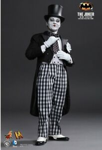 Hot Toys Joker DX Mime Version. Mint Condition. Complete In Box.