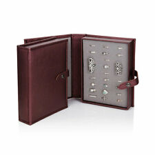 Bronze Metallic Little Book of Rings jewellery storage Box Gift for mum idea