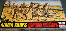 ESCI  German Afrika Corps Assembly set WWII MIB 1/72