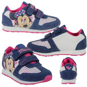 Sportschuhe Kinder Freizeit Schuhe Disney Minnie Maus Gr. 27