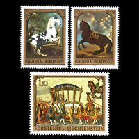 Liechtenstein 1978 - Paintings - Sc 660/2 MNH