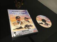 Richard Burton DVD Commando En El Désert DVD Belica
