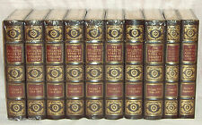 Easton Press - The Collected Works of Abraham Lincoln, 10 Volume Set - Sealed