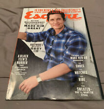 Esquire Magazine November 2016 Matthew McConaughey