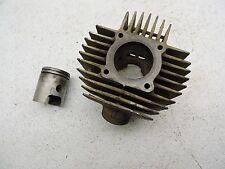 Yamaha YG1 80 G1 Y20 1964 Engine Cylinder & Piston C23