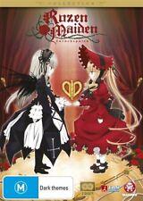 Rozen Maiden - Zuruckspulen Collection (DVD, 2-Disc Set) NEW