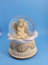 "San Francisco Music Box Company Snow Globe ""Some Enchanted Evening"""