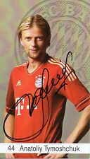 Anatoliy Tymoshchuk (Bayern München) - 2012/2013 - original - DFB