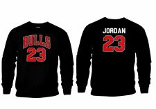 Chicago Bulls Jordan Pull Hoodie de basket NBA Sweat-shirt.