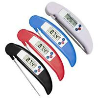 BBQ Meat Thermometer Probe Digital Grill Instant Read Food Cooking Grill Kitchen