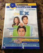 The Ex (DVD, 2007) Jason Bateman Zach Braff