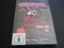 DVD: Quiksilver, 777 The Number of the Wolpertinger Tour 2008, NEU, OVP
