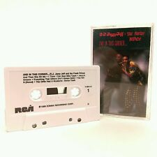 DJ Jazzy Jeff / Fresh Prince AND IN THIS CORNER hip-hop cassette tape Mike Tyson