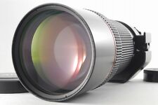 【B- Good】 Canon New FD NFD 300mm f/4 L MF Lens w/Caps, Tripod From JAPAN #2448
