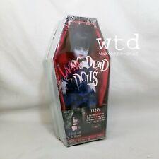 Ldd living dead dolls * Series 25 * Luna * Sealed Nib