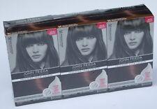 3 x Boxes of John Frieda Precision Foam Colour 5C Medium Copper Brown  BARGAIN !