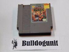 Bad Dudes NES Nintendo Game Cartridge