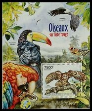 121.BURUNDI 2012 STAMP S/S + M/S PROTECTION OF NATURE,BIRDS, OWLS, AIR POLLUTION